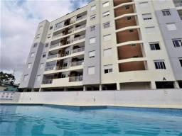 Aluguel de apartamento semimobiliado 2 quartos com 2 vagas de garagem em São José