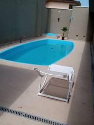 Casa com piscina para temporada na Martim de Sá em Caraguatatuba