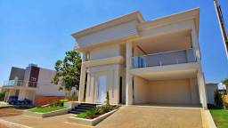 Sobrado 4 Suítes, 275 m² c/ lazer no Condomínio Mirante do Lago
