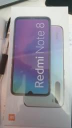 Xiaomi note 8 128gb 4 ram novo