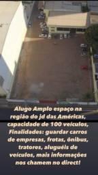 Alugo amplo espaço jd das Américas