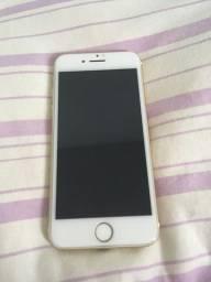 Vendo iPhone 7 32 Gb, dourado