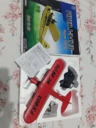 Aeromodelo mini Piper j3 para crianças 8 anos