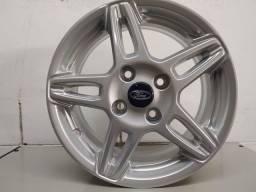 Jogo de ford aro 15 original ford ka, fiesta eco sport rodas originais ford leopneus