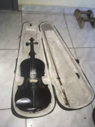 Troco violino por Guitarra