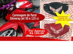 Carenagem para Farol Shineray