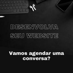 Título do anúncio: PROMOÇÃO desenvolvimento de website