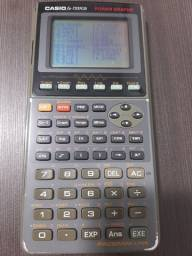 Título do anúncio: Calculadora Cássio Power Graphic FX 7700GB