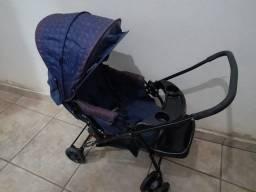 Carrinho de Bebê Dobrável