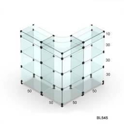 Balcões de vidro ou tela temperado (temos todas as medidas)!!