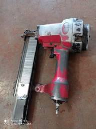 grampeador pneumatico montagem