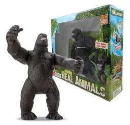 Título do anúncio: Brinquedo Gorila King Kong 24cm Marca Bee Toys - Novo