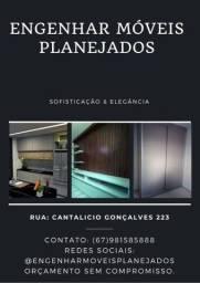 Título do anúncio: Marcenaria Engenhar móveis planejados