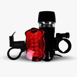 Título do anúncio: Kit com Lanterna e Farol para Bike Acte Sports