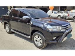 Título do anúncio: Toyota Hilux 2.8 Srv 4x4 CD 16v Diesel 2016