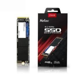 Título do anúncio: Ssd 256gb Netac M.2 Nvme Gamer Notebook Desktop Pc Interno envio grátis MG