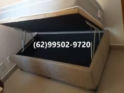 Título do anúncio: // Cama Box Baú  no Tamanho Solteiro (88x188x43) Confira