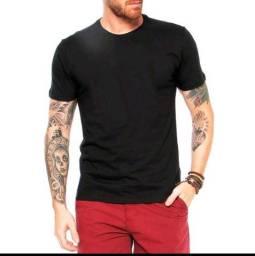Título do anúncio: Camisa preta básica