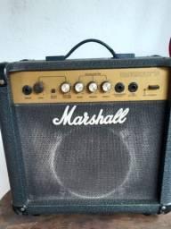 Título do anúncio: Amplificador Marshall valvestate 10