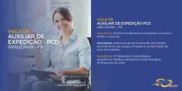 Título do anúncio: Auxiliar de Expedição PCD