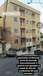 Título do anúncio: lindos apartamentos no mutondo 2 qrts perto do intercontinental,carta