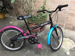 Título do anúncio: Bicicleta Caloi feminina