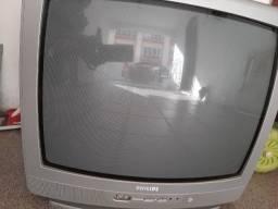 Título do anúncio: Televisão  21 polegadas Philips ( tubo)