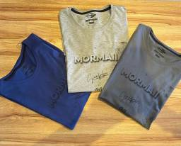 Camisetas Mormaii 100% Algodão - Com Frete Gratis Para Maringá Só Hoje