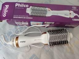 Título do anúncio: Escova secadora soft beauty Rose Philips