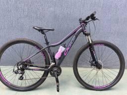 Título do anúncio: Bicicleta oggi feminina