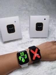 Título do anúncio: Relógio Smartwatch Iwo W26 Troca Pulseira Faz Ligação Novo