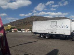 Título do anúncio: Baú de 9 metros por pra caminhão truck
