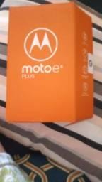Celular moto e6 plus