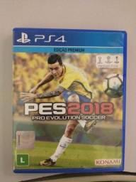 Título do anúncio: PES 2018 para PS4