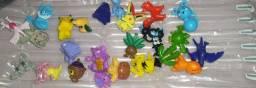 Título do anúncio: Mini Boneco Pokémon de 2 a 3cm