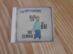 Título do anúncio: CD Los Hermanos - Bloco do eu sozinho
