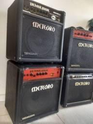 Título do anúncio: Cubos Meteoro Bass Demolidor FWG-80