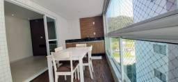 Título do anúncio: Maravilhoso Apartamento Vista Mar - 150 metros, 3 suítes, 2 vagas - Canto do Forte - PG -