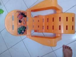 Cadeira infantil para praia