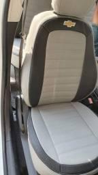 Título do anúncio: capas de banco em courvim automotivo onix antigo fx preto