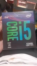 Processador intel core i5 8400
