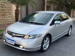 Honda Civic LXS 2008 (financio,vendo, troco)