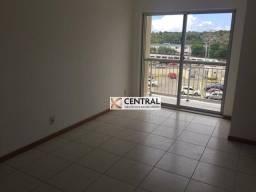 Apartamento com 3 dormitórios para alugar, 72 m² por R$ 1.600,00/mês - Itapuã - Salvador/B