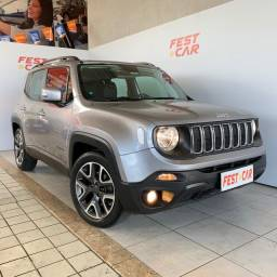 Jeep Renegade 2018 Longitude 1.8 Flex Aut *Ipva 2021 pago (81)9 9402.6607 Any
