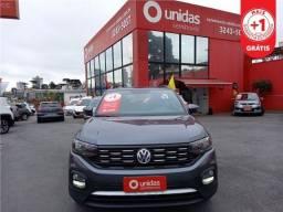 Título do anúncio: VW T-Cross Comfortline 200 1.0 2021 - Veículo de único dono