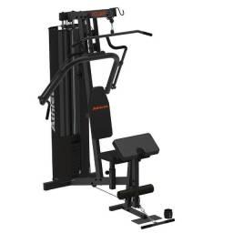 Título do anúncio: estação Athletic power - 45 exercícios - pronta entrega - Nova