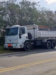 Título do anúncio: Caminhão Caçamba 2422 Pneus sem câmara