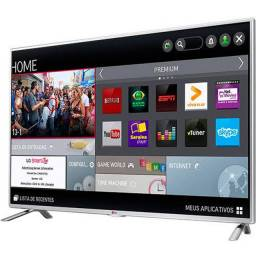 Smart TV LG 42P completa