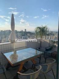 Apartamento à venda com 2 dormitórios em Santo antônio, Belo horizonte cod:833073