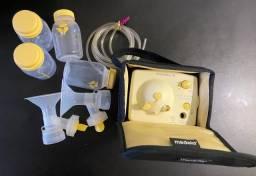 Título do anúncio: Desapego Bomba Medela eletrica dupla Pump In Style com accesorios